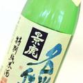 特別純米 名水仕込 1800ml