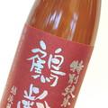 特別純米 鶴齢生原酒 越淡麗55%1800ml