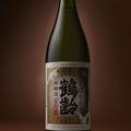 純米しぼりたて生原酒 鶴齢 1800ml
