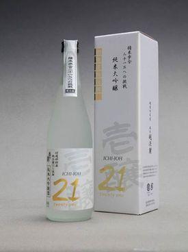 無濾過純米大吟醸 壱醸21 720ml