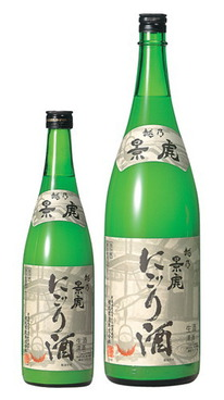 景虎 にごり酒 1800ml