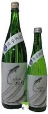 初鮎 純米吟醸生原酒 1800ml