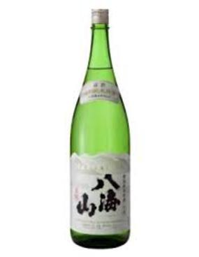 夏季限定 八海山 特別純米原酒1800ml在庫切れ
