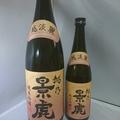 景虎 越淡麗 純米吟醸1800ml